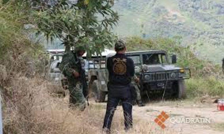 Nuevo ataque armado a tzotziles de Aldama, deja un niño de 3 años herido