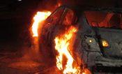 Hallan 5 cadáveres calcinados dentro de vehículo en Angahuan