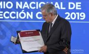 Tras primer Informe de López Obrador, disminuye su respaldo: GEA-ISA