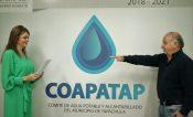 Destituyen a César García de Coapatap y designan a Wilder Martínez