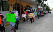 Colonos de la 3 de Marzo, exigen transparencia en la compra de lotes