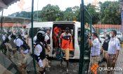 Captura INM y GN a 152 haitianos y los abandona en Talismán